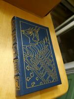 signed Ender's Game by Orson Scott Card Easton press, pristine, bookplate