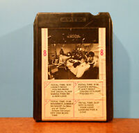THE J. GEILS BAND THE MORNING AFTER 1971 STEREO 8 TRACK TAPE CARTRIDGE TESTED