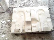 "6"" CANDY CANE, ALBERTAS 307, Slip Casting Ceramic Mold"