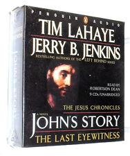 NEW - John's Story (Jesus Chronicles #1) by Tim LaHaye (CD Audiobook)