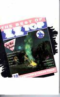 ZZ Top The Best Of 1977 Hard Classic Rock Roll Cassette Tape Pop