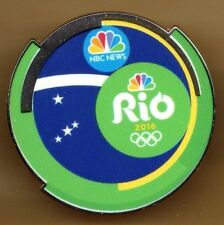 2016 Rio Olympic Media Pin