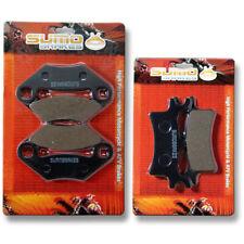 New listing Polaris F+R Brake Pads Sportsman 700 2002 2003 2004 2005 2006 2007 800 Efi 05-07