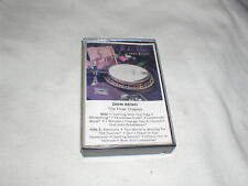 DON RENO The Final Chapter (1986) CASSETTE TAPE Bluegrass Country Smiley RARE