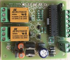 Fully Automatic Water Level Controller, Tank Level Controller, Works On 12VAC/DC