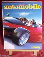 Livre L'année Automobile, N° 44  _ 1996 -1997