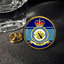 No 5001 (Light) Airfield Construction Squadron Royal Air Force (RAF) ® Pin Badge