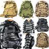 40L 3D Outdoor Military Tactical Backpack Rucksack Trekking Bag Hiking Camping