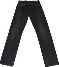 Stonewashed Levi's L36 Herren-Jeans mit mittlerer Bundhöhe