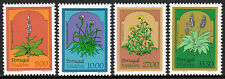 Portugal Madeira 82-85, MNH. Local flora. Flowers, 1982