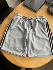 Para Hombre Adidas Essentials Pantalones Cortos De Lana Talla Xl