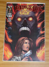 Witchblade #48 Vf/Nm dynamic forces red foil variant with Coa (#383 of 500)