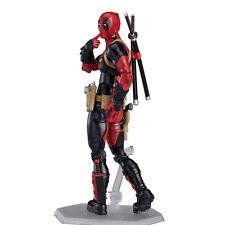 Deadpool Figure X Men X-MEN Play Arts Kai Deadpool Wade Winston Wilson Movable