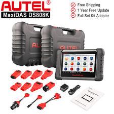 Autel MaxiDAS DS808K Pro Auto Diagnostic Scan Tool OBD2 Code Reader Better DS708