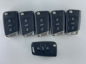 Volkswagen Genuine Key Golf Replacement