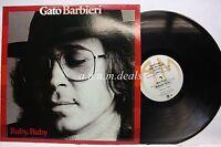 RUBY RUBY - Gato Barbieri, 1977 LP Vinyl (VG)