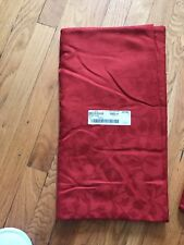 Brand New Round Table Tablecloth  Semis De Feuilles Made in France 100% Cotton