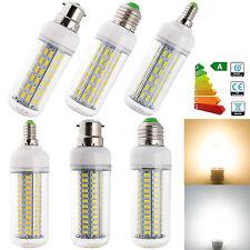 E27 E14 B22 35W 40W LED Corn Light Bulb 7030/5730SMD Cool Warm White Lamp Bright