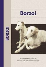 Borzoi (Comprehensive Owner's Guide) by Desiree Scott (2016, Paperback)