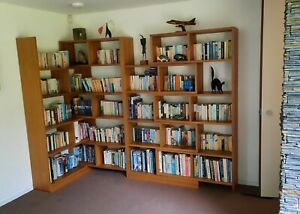 Heals Cell Mid-Century style bookcase