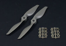 GEMFAN 8 x 4 électrique fibre de verre Nylon propulseurs (2 Pack) Prop
