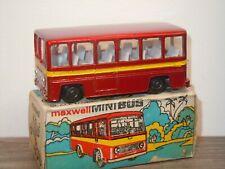 Mini Bus - Maxwell Toys 524 India in Box *36745