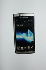 Sony Ericsson Xperia Arc S LT18i 1GB Schwarz Silber (Ohne Simlock) Smartphone