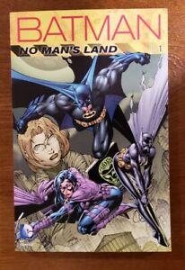 BATMAN: No Man's Land Vol. 1 TPB GN SC OOP 2012 DC Comics Rucka, Maleev, Gale