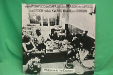 Traffic - Welcome to the Canteen - Island Records