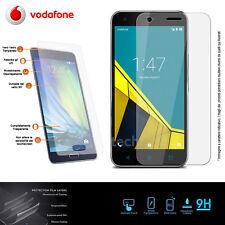 Vetro Temperato Vodafone Smart Prime 6 + Custodia in Silicone 100% - New