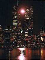 WORLD TRADE CENTER Photo 8x10 Twin Towers Ground Zero Before 911 Memorabilia