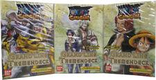 One Piece Themendeck Grand Line 3er Set