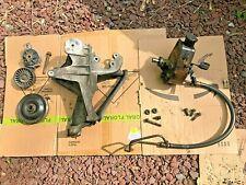 1996 Ford E-150 -300 4.9L 6-Cyl Power steering BRACKET conversion F5UE-19E708-BA
