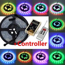5050 RGB Dream Color 6803 IC 150LED Strip Light Waterproof IP67 + RF Controller