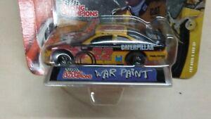 Racing Champions NASCAR War Paint Ward Burton #22 Caterpillar 2000 Grand Prix
