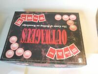 Vintage Outwageus The Game of Betting on Knowledge Trivia Board Game EDUTAINMENT