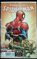 AMAZING SPIDERMAN #18 (2016 MARVEL Comics) VF/NM - Comic Book