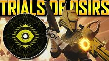 3 Characters GUARANTEED FLAWLESS Trials Of Osiris LIGHTHOUSE (Xbox One).