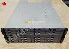 NetApp DS4243 Disk Array w/ 24 Trays 2x IOM3 2x 580W PSU 4U Expansion Shelf