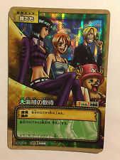 One Piece Card Game Prism (Super Rare) BP-W03