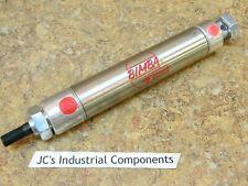 "Bimba  1-1/4""  bore  X  4""  stroke    pneumatic cylinder  124-DP"