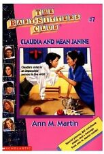 Claudia and Mean Janine (The Baby-Sitters Club #7)