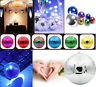 6'' 8'' Mirror Glass Disco Ball DJ Dance Home Party Bands Club Stage Lighting