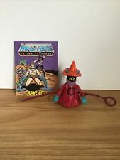 1984 He-man Masters Of The Universe Orko Action Comic
