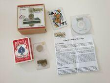More details for tango magic - coins thru deck - magic trick