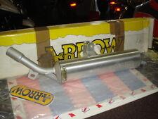 silenziatore in alluminio Gilera RC 125 Top Rally Arrow codice 535