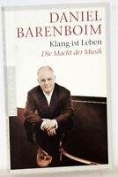 Daniel Barenboim - KLANG IST LEBEN - Die Macht der Musik