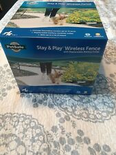 New listing Brand new in box PetSafe Wireless For Stay and Play Pif00-15001 (Rfa-554A)