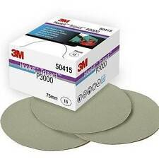 3M 50414 Trizact Fine Finishing Discs P3000 150 mm Pack 15
