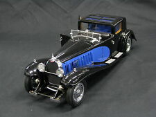 Bauer Bugatti Royale Coupe de Ville 1931 1:18 Black / Blue